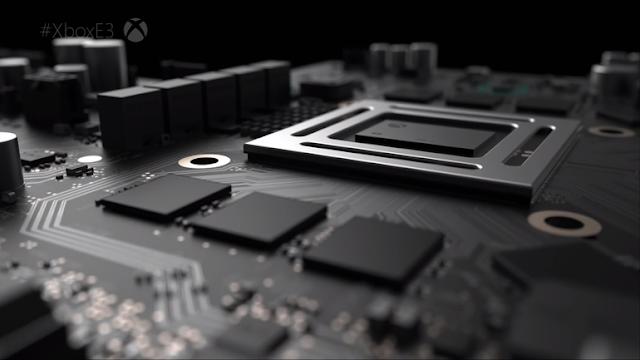 Слух: Project Scorpio по размерам будет меньше Xbox One S