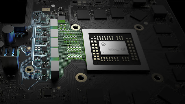 Project Scorpio: подробно про технические характеристики приставки