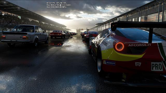 Project Scorpio: производительность в играх и первый скриншот