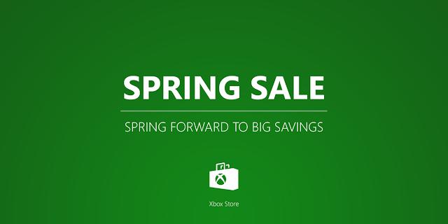Весенняя распродажа в Xbox Marketplace: полный список игр для Xbox One со скидкой