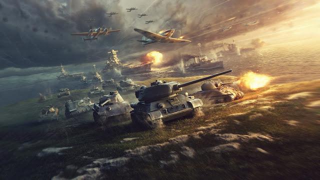 World of Tanks будет работать на Project Scorpio в полноценном 4K