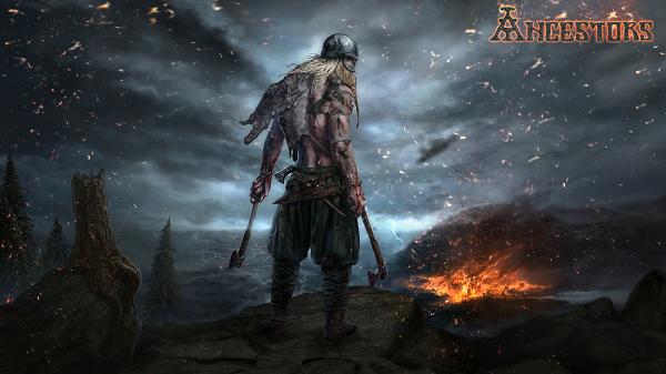 Ancestors – новая масштабная средневековая стратегия для Xbox One и PC
