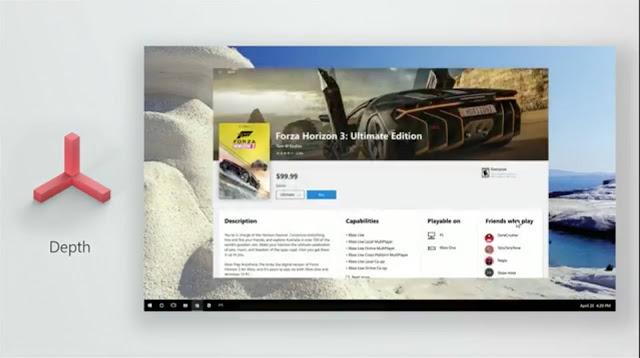 Новый Fluent-дизайн от Microsoft: основные принципы и идеи