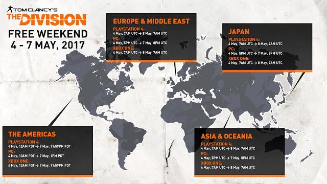 Ubisoft предлагает игрокам бесплатно пройти полную версию игры The Division в эти выходные