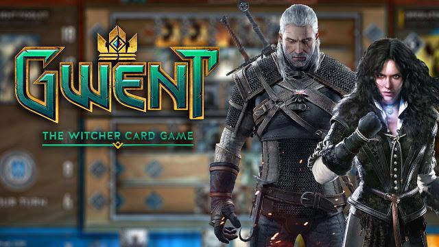 В Xbox Marketplace стала доступна бесплатно всем желающим карточная игра Gwent