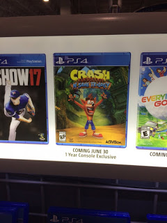 Слух: через год после релиза сборник Crash Bandicoot N. Sane Trilogy выйдет на Xbox One и PC