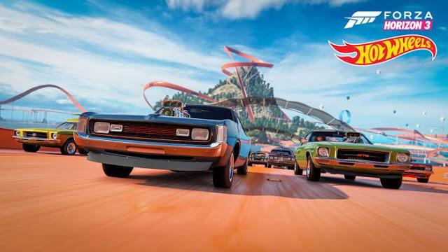 Крупное дополнение Forza Horizon 3 Hot Wheels стало доступно: геймплей нового DLC