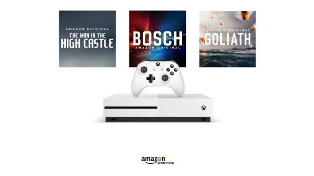 Стриминг фильмов в 4K стал доступен в Amazon Video на Xbox One S