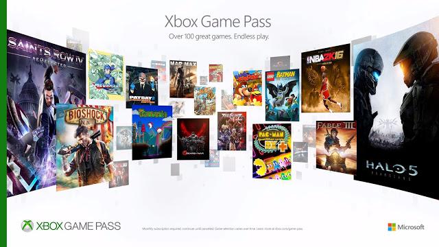 Xbox Game Pass стал доступен бесплатно для «золотых» подписчиков Xbox Live