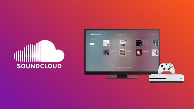 Приложение Soundcloud стало доступно на приставке Xbox One