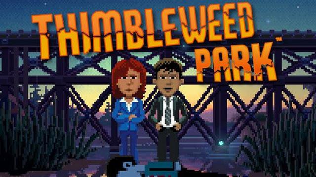 Игра Thimbleweed Park стала доступна по программе Xbox Play Anywhere