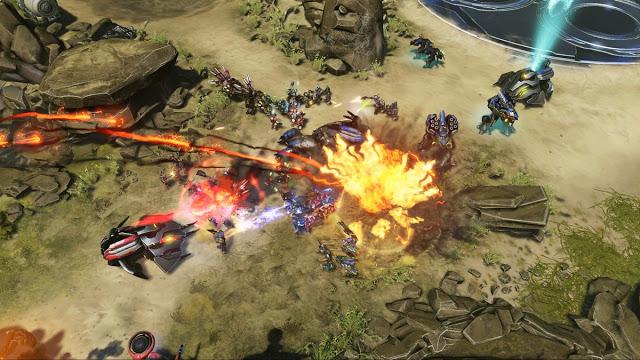 Поддержка HDR будет добавлена в Halo Wars 2 на следующей неделе