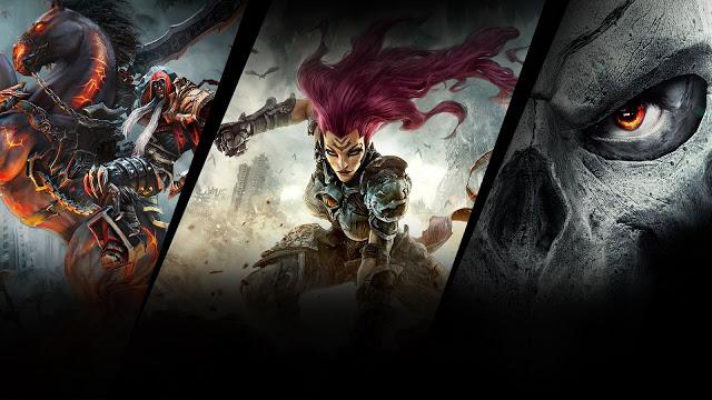 В продажу для Xbox One поступил сборник Darksiders Fury's Collection - War and Death со скидкой в 50%
