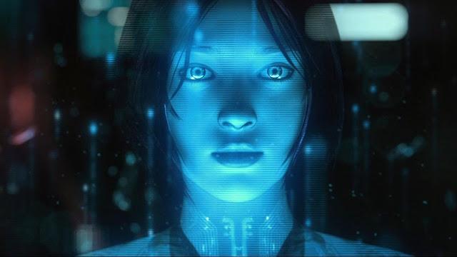 Поклонник Halo создал реальную голограмму Кортаны