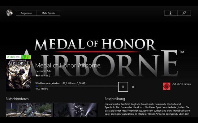 Medal of Honor: Airborne стала доступна бесплатно подписчикам EA Access