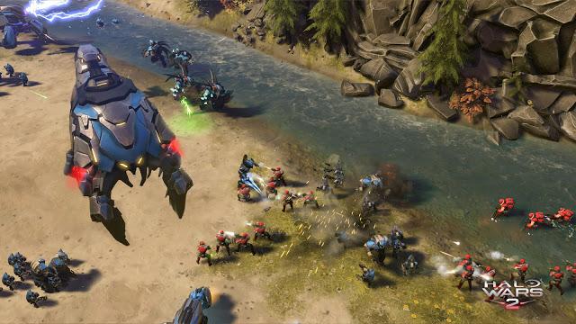 Halo Wars 2 готовится к релизу в Steam