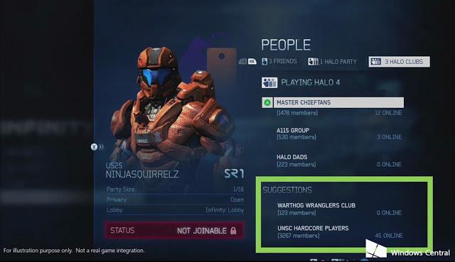 Клубы в Xbox Live: статистика, новые возможности и интеграция с играми