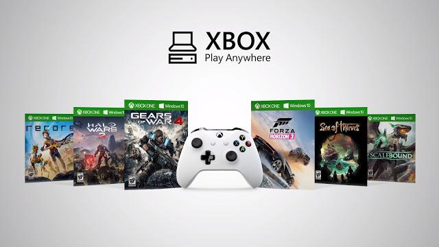Полный список игр по программе Xbox Play Anywhere: вышедшие, ожидаемые