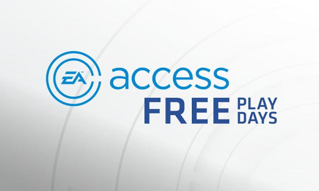 EA Access будет бесплатным на Xbox One в течение недели