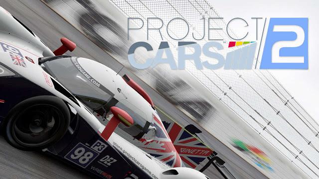 Project CARS 2 будет работать на Xbox One X в 4K при 60 FPS