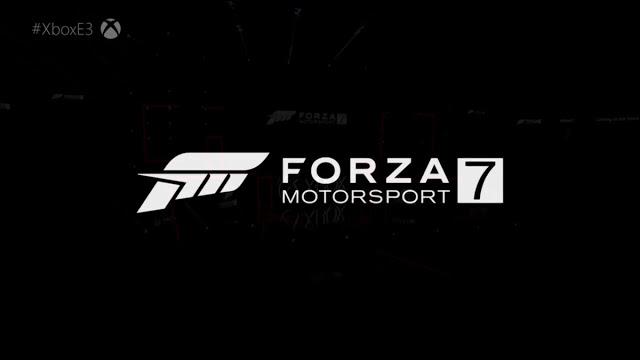 E3 2017: Официально анонсирована игра Forza Motorsport 7 - подробности и первый трейлер