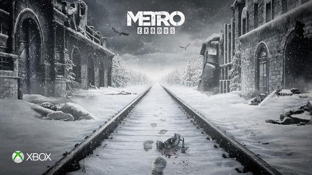 E3 2017: Анонсирована игра METRO EXODUS - первый трейлер