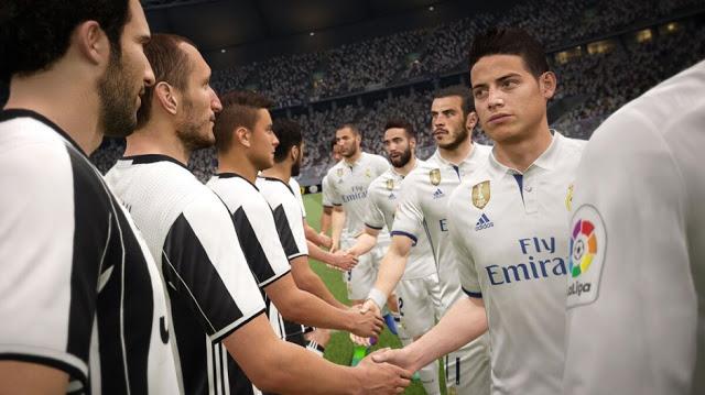 FIFA 17 стала бесплатной на Xbox One для «золотых» подписчиков