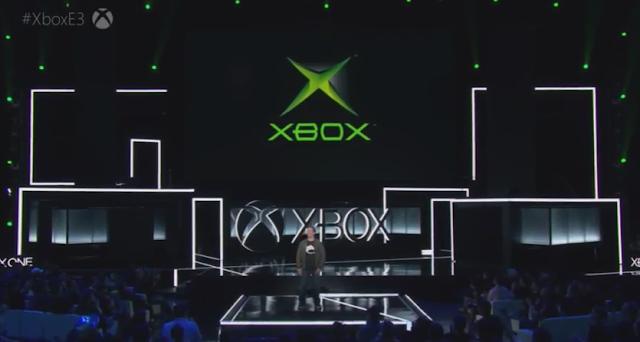 E3 2017: Объявлена обратная совместимость с играми от оригинального Xbox