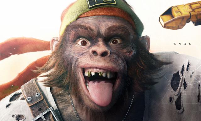 E3 2017: Ubisoft показала Beyond Good & Evil 2 – первый трейлер