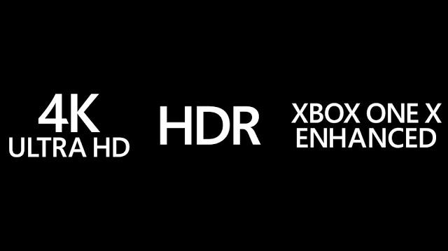 Microsoft презентовала новые иконки, которые будут отличать игры для Xbox One X