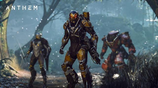 Геймплей Anthem на E3 2017 демонстрировался на Xbox One X