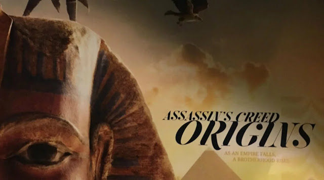 Новая информация про Assassin's Creed Origins: тестирование игры на Project Scorpio, дата выхода, детали