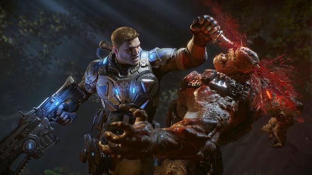 Распродажа Gears of War 4, FIFA 17, Battlefield 1 для Xbox One