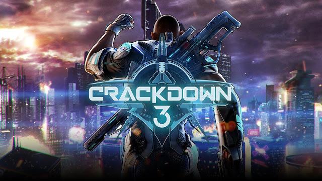E3 2017: Crackdown 3 будет работать на Xbox One X в 4K при 30 FPS