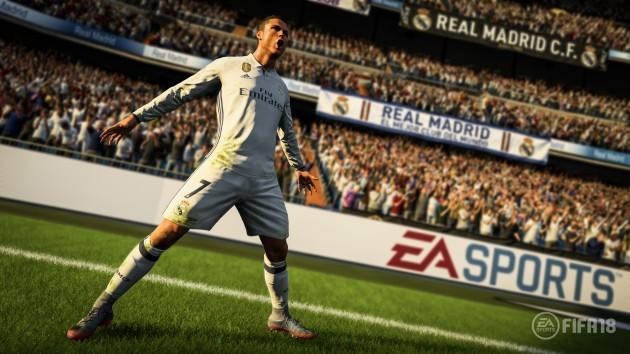 Ранний доступ к FIFA 18 получат подписчики сервиса EA Access
