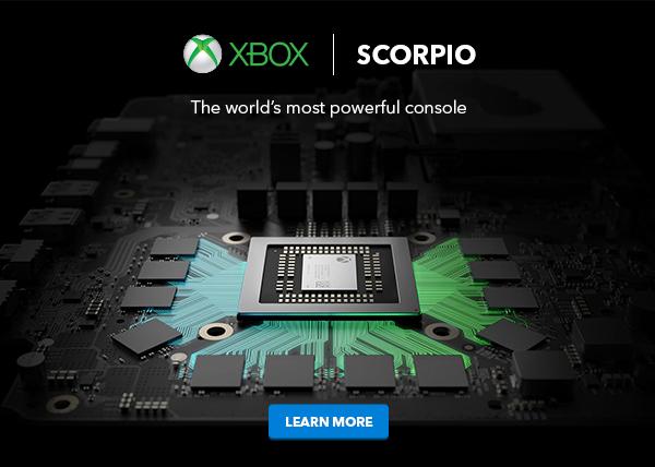 Слух: Best Buy раньше времени раскрыл официальное название Project Scorpio