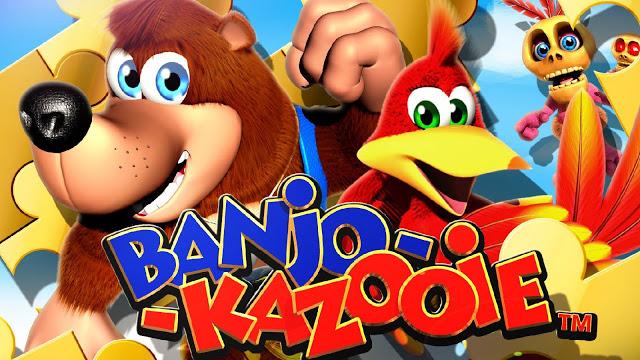 Студия Rare намекает на анонс новой игры франшизы Banjo-Kazooie