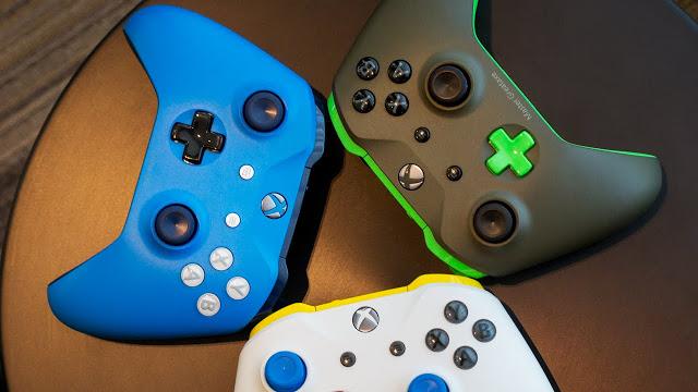Уникальные геймпады из Xbox Design Lab теперь можно приобрести в Европе