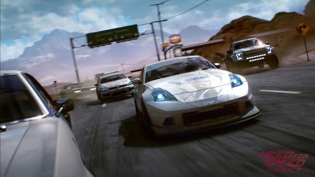 E3 2017: Need for Speed Payback будет работать на Project Scorpio в 4K при 30 FPS