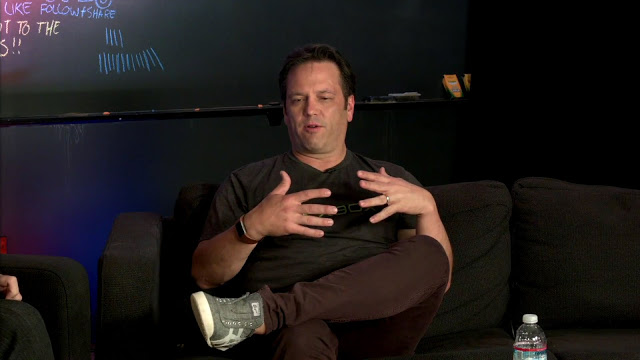 Фил Спенсер: про «удивительные вещи» от создателей Halo и Gears of War, а также о Японии