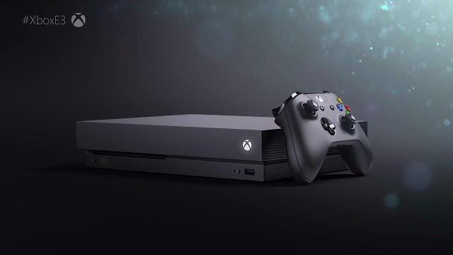 E3 2017: Объявлено официально название Project Scorpio - Xbox One X: дата релиза