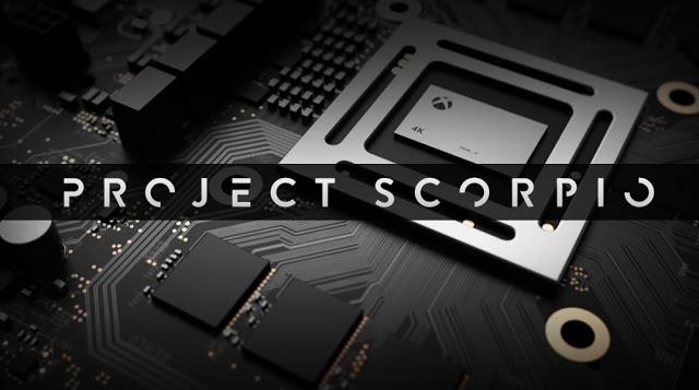 Зрители обнаружили скрытые «пасхалки» в новых тизерах Project Scorpio