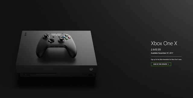 FAQ по Xbox One X: цена, дата релиза, игры, спецификации и другое