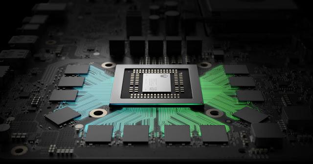 Майк Ибарра опубликовал фотографию процессора Project Scorpio