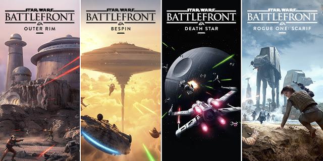 Все DLC игры Star Wars Battlefront теперь доступны бесплатно для подписчики сервиса EA Access
