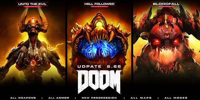 DOOM будет доступен бесплатно в выходные на Xbox One, все DLC для игры стали бесплатными