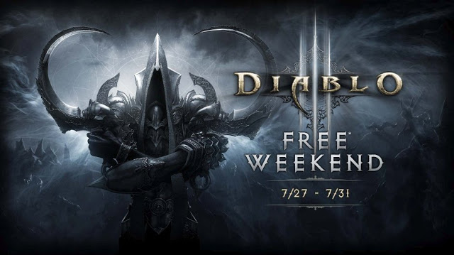 На этих выходных Diablo 3 будет доступна на Xbox One бесплатно