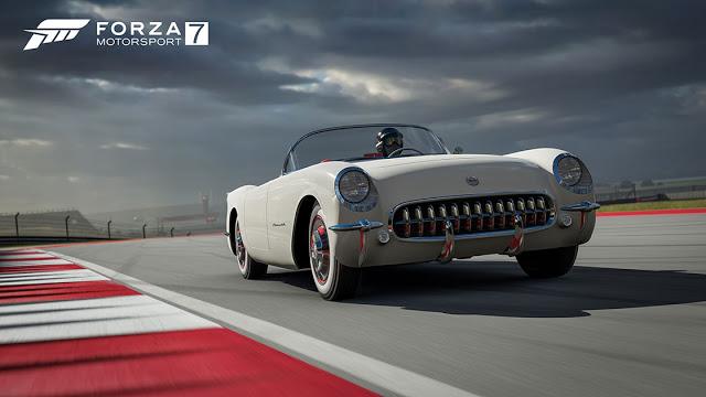Разработчики Forza Motorsport 7 анонсировали еще 59 автомобилей