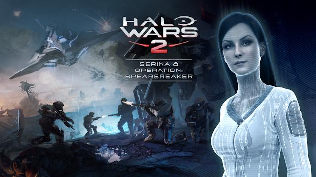 Две новых миссии стали доступны в кампании Halo Wars 2 с новым DLC