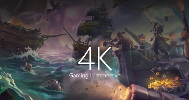 72 игры, которые получат графические улучшения на Xbox One X